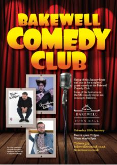 Bakewell Comedy Club