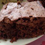 Chocolate Chip Chocolate Brownies