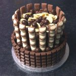 Kinder Chocolate Celebration Cake