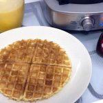 Gluten & Dairy Free Waffles
