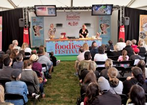 Foodies Festival Bristol - Bake with Sarah