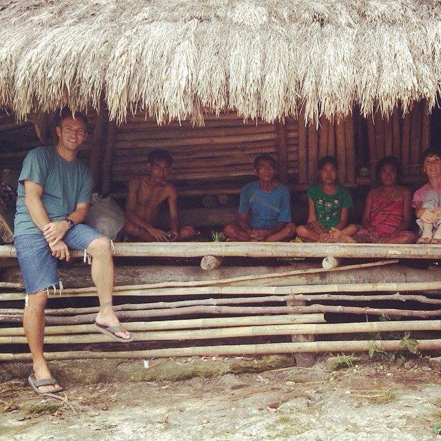 Visiting rural villages in Sumba by Baki Clothing Company