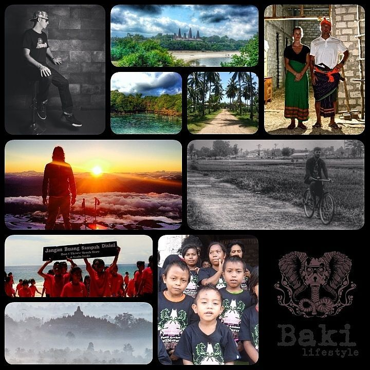 The vision of Baki Clothing Company