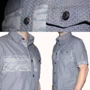 Button Shirt by Baki Clothing Company
