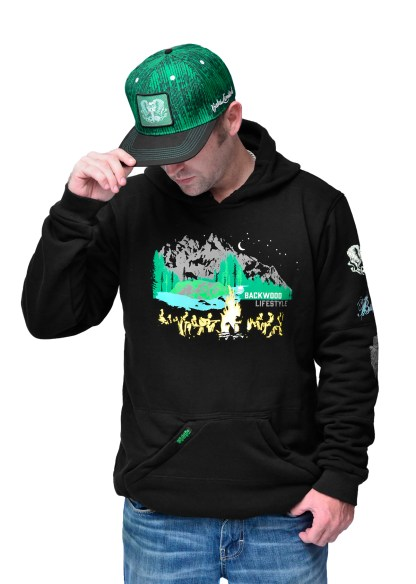 Bamboo-lined hoodies by Baki Clothing Company