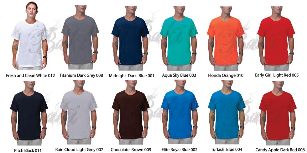 Bamboo T-shirts