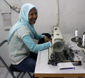 Sewing by Baki Clothing Company