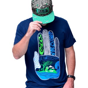 Eco-Hand Bamboo Tshirt