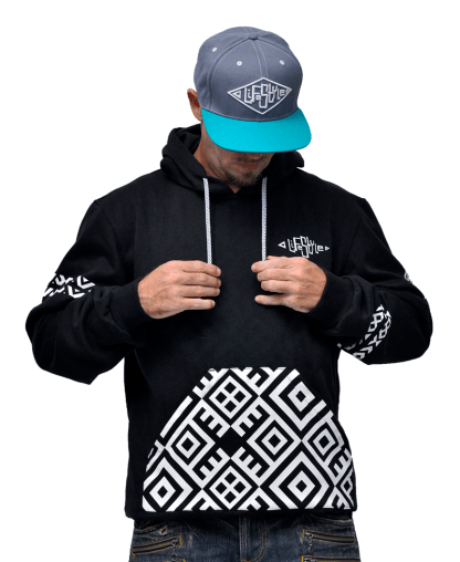 Special edition hoodies by Baki Clothing Company