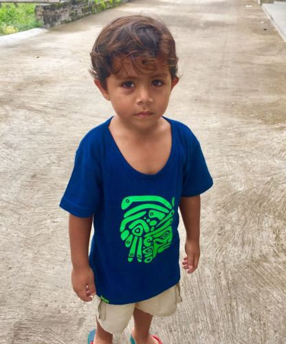 Bamboo kids tees by Baki Clothing Company