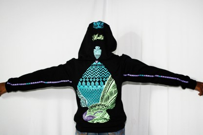 Zip Hoodies by Baki Clothing Company
