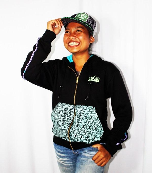 Zip Hoodie By Baki Clothing Company