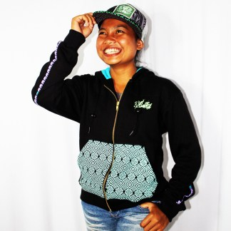 Zip Hoodie By Baki Clothing Company