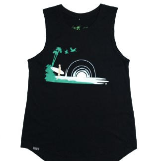 Women's Bamboo Tank Tops by Baki Clothing Company