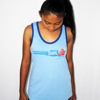 Ladies Racerback Singkjgkkkjjjklet by Baki Clothing Company