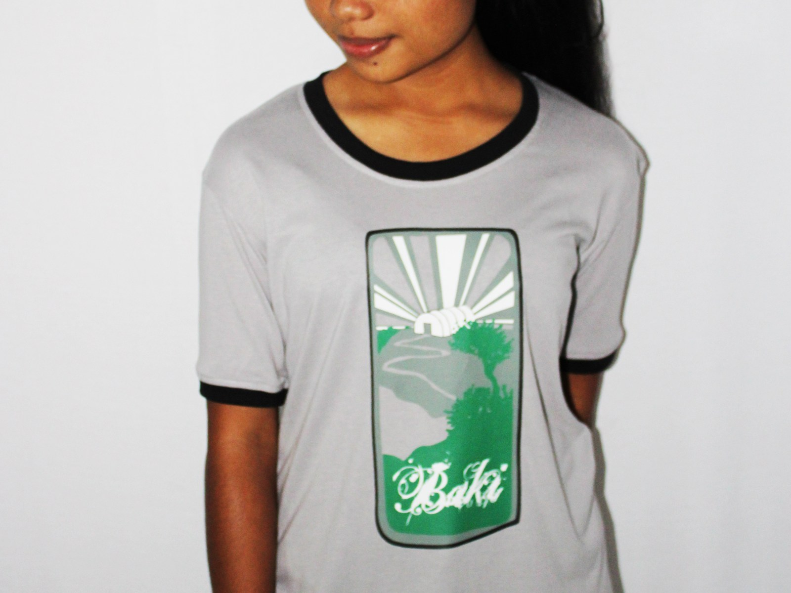 Bamboo Ladies T-shirts by Baki Clothing Company