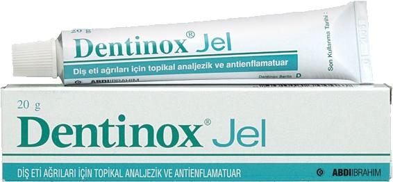Znalezione obrazy dla zapytania dentinox dis jeli