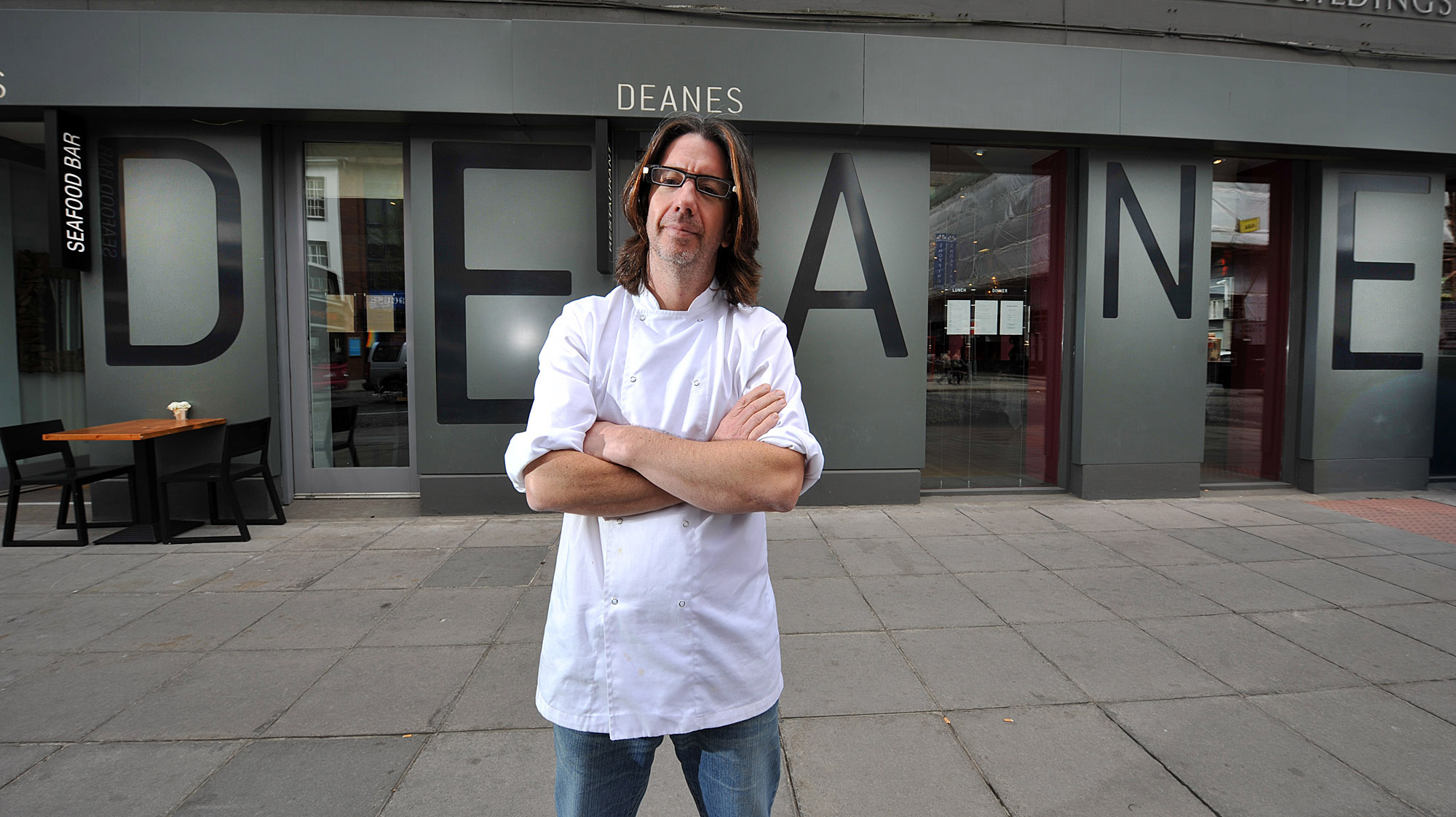 Click here for our Interview with Michael Deane