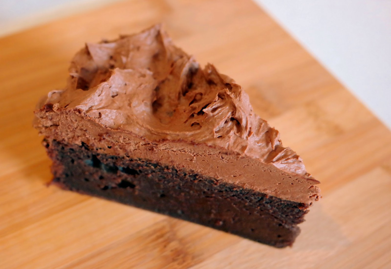 Turn Chocolate Cake Mix Into Mud Cake