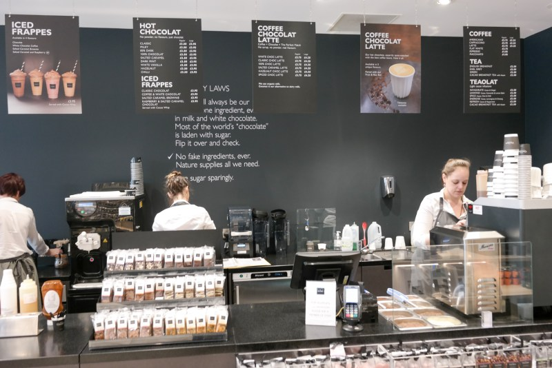 Hotel Chocolat Cafe - Belfast - The Review