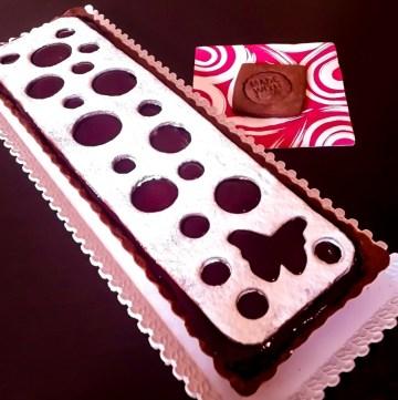 Italian Chocolate Tart with Coconut and Raspberry: Recipe