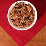 Cinnamon Pecan Granola Recipe