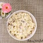 Light Southern Potato Salad Recipe