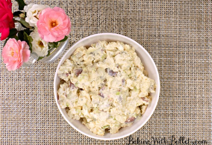 Light Southern Potato Salad Recipe