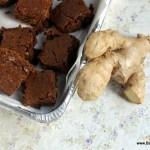 Gemberkoek uit Trinidad