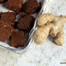Caribische gemberkoek, Melasse, Caribbean Gingerbread, Ginger, Gember, Gemberkoek, Verse gember, Gemberkoek uit Trinidad, Molasses,