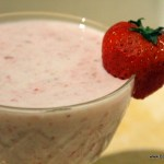 Happy Hour: Strawberry batida