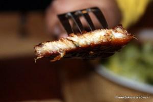 Honing ketjap varkensfilets (13) hapje