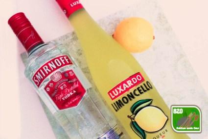 Recept Lemon drop, Vodka, citroen en limoncello
