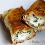Börek – Turkse kaasrolletjes
