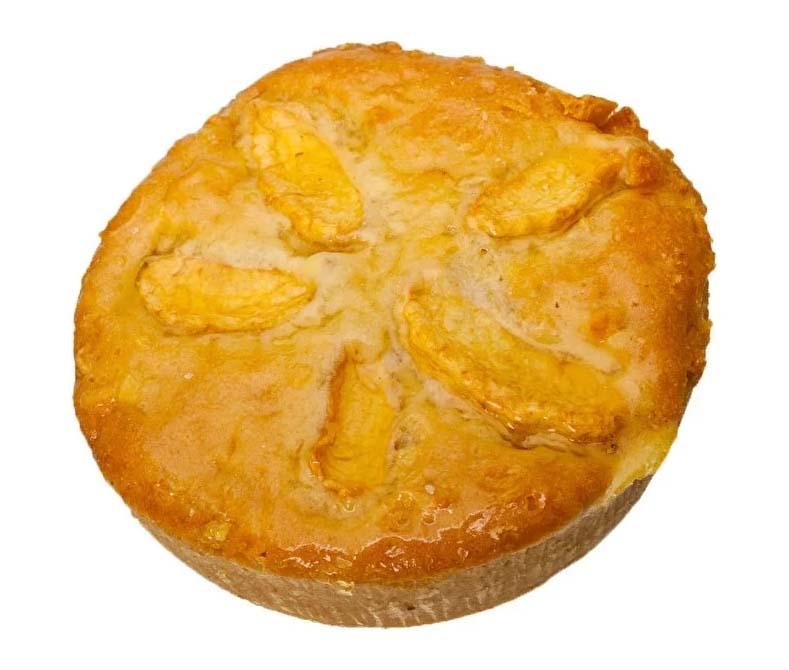 appelcake taartje