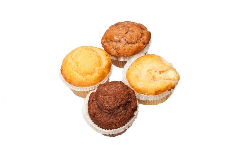 Muffins diverse smaken