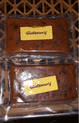 Vruchtencake glutenvrij