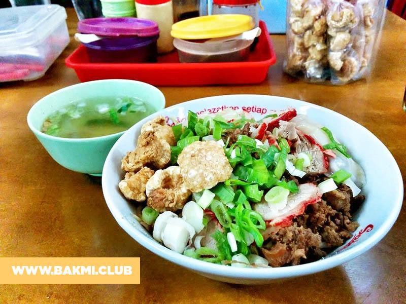 Mie Pangsit Siantar & Kwetiaw Goreng, Pasar Modern BSD
