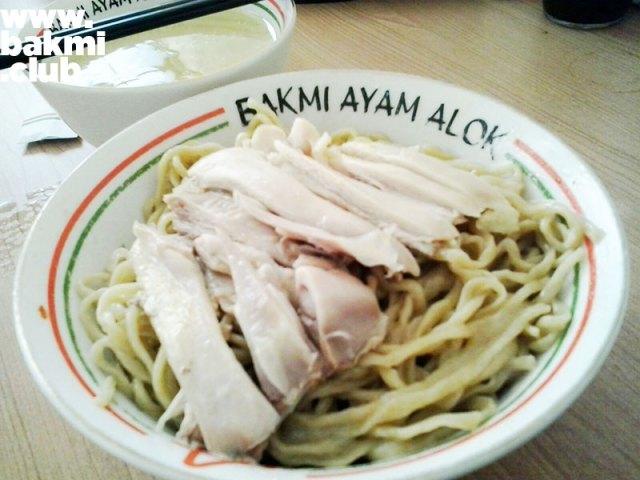 Bakmi Ayam Alok. Foto oleh Eric