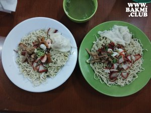 Bakmi lezat di Bekasi