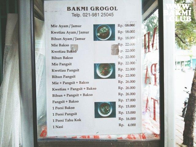 Bakmi Grogol