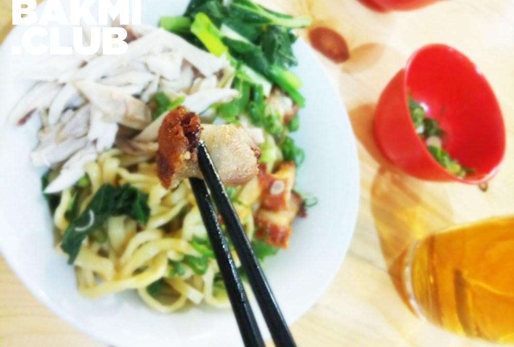 Makanan Enak Terbaru di Kelapa Gading ini adalah Mie Karet Mabes Cabang Kedua.