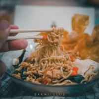 Bakmi Oma, Mie Ayam Halal Lezat di Palmerah
