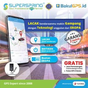 super spring gps tracker c20