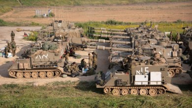 """صورة """"والا"""": لواء جعفاتي يكثف تدريباته استعداداً للحرب مع حزب الله وحماس"""