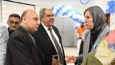 صورة البرش: انتهاء حملة التطعيم ضد الحصبة في المنقطة الوسطى بنجاح