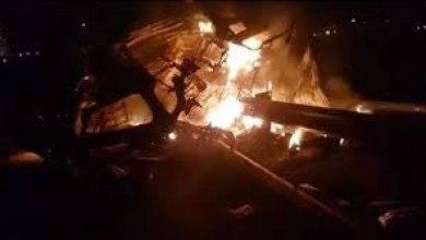صورة فيلق القدس يعلن مقتل أربعة ضباط إيرانيين كبار كانوا برفقة سليماني