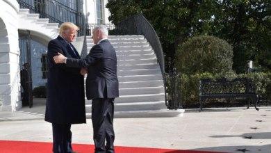 صورة وسط غضب وتنديد فلسطيني.. البيت الأبيض يعلن تفاصيل (صفقة القرن) اليوم