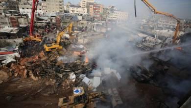 صورة لجنة المتابعة الحكومية بغزة تعلن الطوارئ وتعويض ضحايا مخيم النصيرات