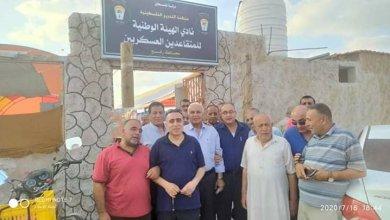صورة اللواء فنونة: ندفع بقوة من أجل حلول سريعة لمطالب المتقاعدين العسكريين مع الجهات الرسمية